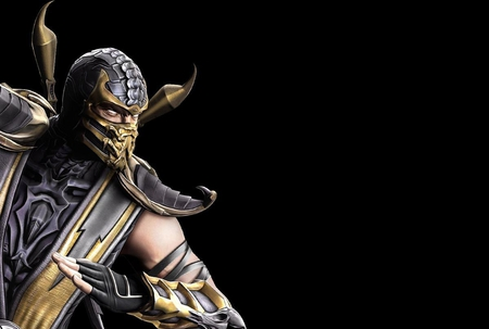 Scorpion Mortal Kombat Video Games Background Wallpapers On