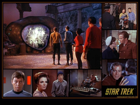 Image result for star trek city on the edge of forever