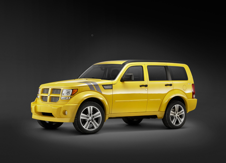 2010 Dodge nitro detonator - dodge, 30, 01, 2012, picture, yellow