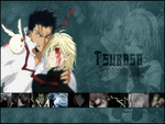 Kurogane and Fai