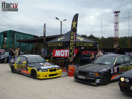 Drift in Latvia - m3, e36, drift, bmw