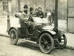 Brouhot Phaeton - Paris in 1910