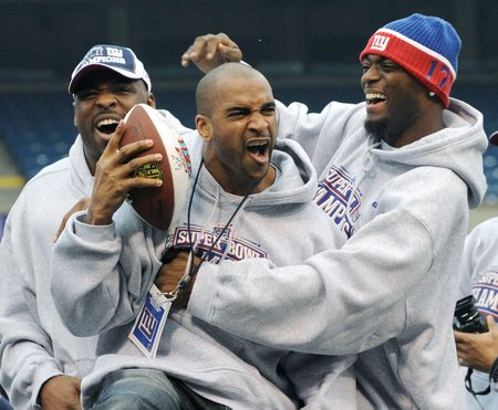 Celebrating The Superbowl........Go Giants!!! - superbowl, football, giants, sports