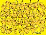 Multi Pikachu