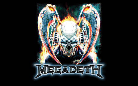 Vic Rattlehead - metal, megadeth, rock, music