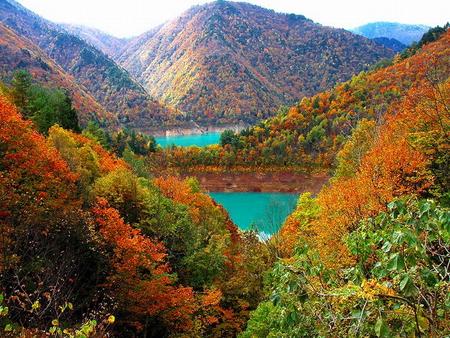 autumn mountains backgrounds. Simple Autumn A Mountain In Autumn For Autumn Mountains Backgrounds O