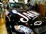 Jack Daniels Number 7 Racecar