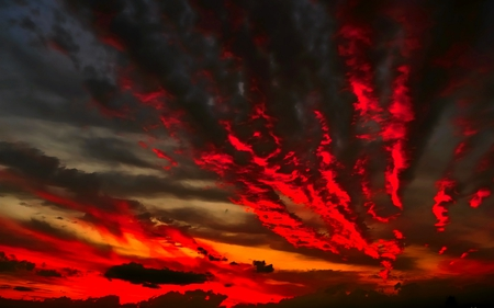 Angry sky sky nature background wallpapers on desktop - Nature background pictures for computer ...