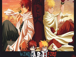 Gaara and Naruto Love