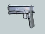 Colt 1911 render