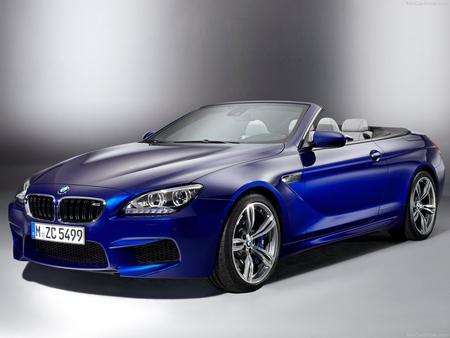 BMW M6 Convertible - convertible, bmw, car, m6