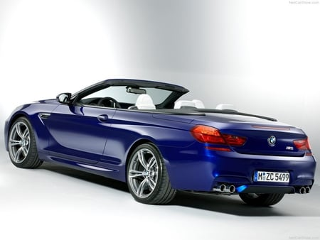 BMW M6 Convertible - convertible, bmw, m6, car