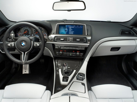 2013 BMW M6 Coupe - 2013, coupe, bmw, m6