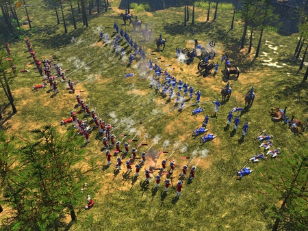 Age Of Empires 3 Other Video Games Background Wallpapers On Desktop Nexus Image 97121