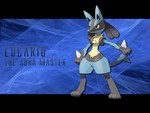 Lucario - The Aura Master