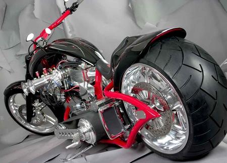 Show Bike Harley Davidson Amp Motorcycles Background