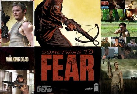 THE WALKING DEAD Daryl Dixon - daryl dixon, the walking dead, daryl, the walking dead comic