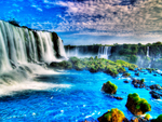 Great Waterfalls in HDR