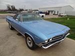 1969 Chevy El-Camino