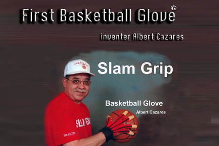 BASKETBALL * GLOVE - invention, gloves, basketball, sports