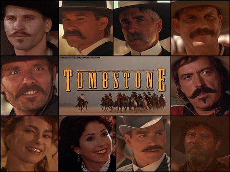 Tombstone - johnny ringo, ok corral, powers boothe, dana delany, gunfight, morgan earp, tombstone, kurt russell, bill paxton, val kilmer, wyatt earp, doc holliday