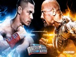 Wrestlemania 28: John Cena vs The Rock