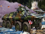 SpPz 2 Luchs - Amphibious Vehicle