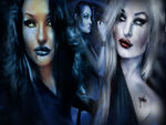 alter ego..the gothic women