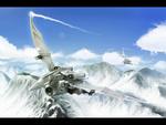 ZOIDS - Storm Sworder