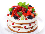 Cake for all my dear Friends in DN !!