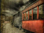 grand pacific railroad hdr