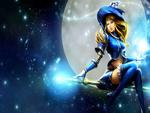 PRETTY BLUE WITCH
