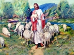 Jesus my sweet shepherd