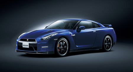 2012 Nissan GTR pure edition - 02, nissan, 22, car, 2012, picture