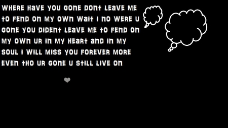 Leave Me Alone Wallpapers For Desktop