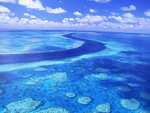 Channel from Coral Reefs
