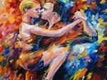Leonid Afremov - Tango Of Love
