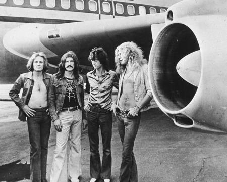 Led Zeppelin - music stars, music