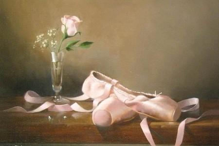 Ballerinas Still Life