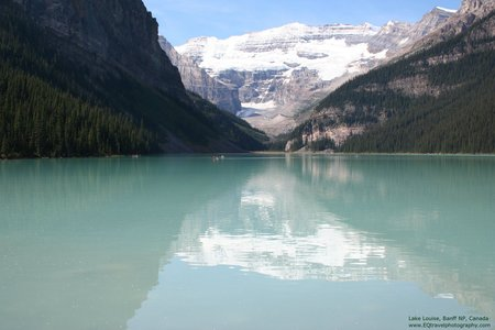 Lake Louise, Banff National Park, Alberta, Canada - lakes, alberta, canada, banff