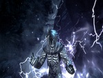 Skyrim Electric man