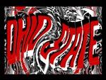 OHIO STATE GRAFFITI STYLE