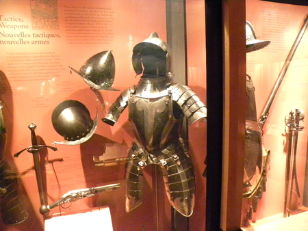 Day at The Royal Ontario Museum,TO,Ontario - museum, history, ancient, armour