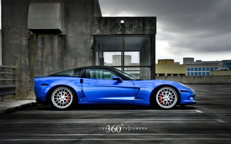 360 Forged Wheels Chevrolet Cars Background Wallpapers On