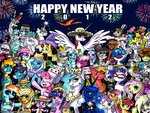my little pony new years