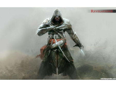 Ezio Auditore da Firenze - revelations, creed, assassins, ezio, auditore, da firenze