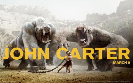 John Carter 2012 Movies Entertainment Background Wallpapers On Desktop Nexus Image 987734