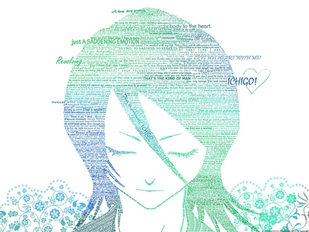 Decode - hearts, white, friends, anime, ichigo, organzation, team, love, body, flowers, blue, miss, man, worried, rukia, bleach, decode, minds, black, soul socity