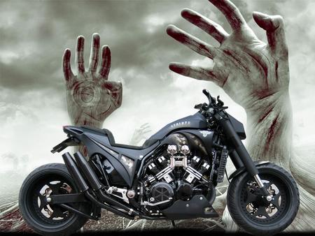dark - cycle, great, dark, motor