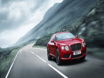 2012 Bentley continental v8